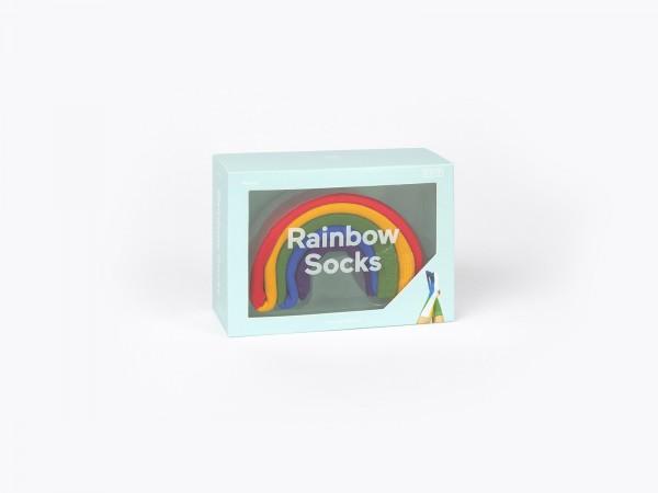 Rainbow Socken von Doiy