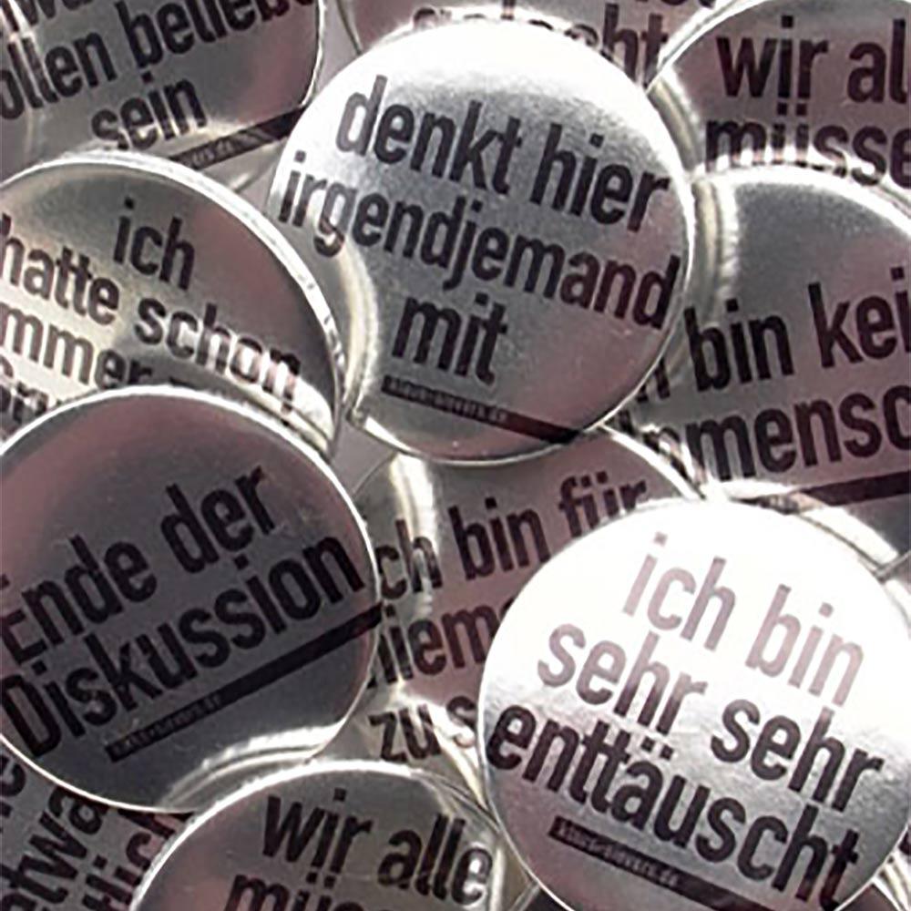 Buttons für Chefs - Geschenke für Chefs | promobo.de