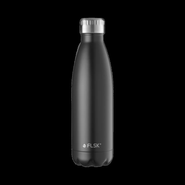 Trinkflasche aus Edelstahl von FLSK