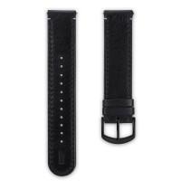 B004C Lilienthal Armband Leder Schwarz Schliesse ALL BLACK