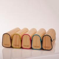 Brillenetui aus Holz - auch als Tasche nutzbar