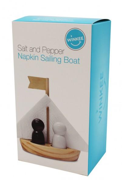 Salz- und Pfefferstreuer im Boot von MAGS