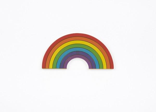 Rainbow Notizbuch von Doiy-Design
