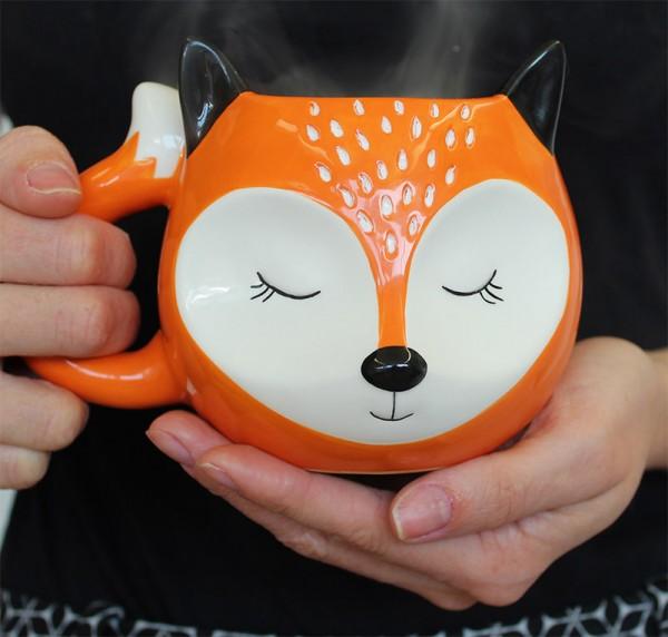 Fuchs Kaffeebecher von MAGS