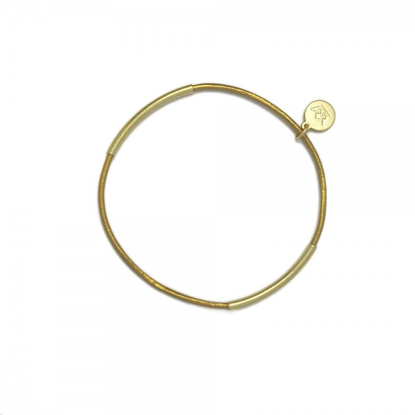 Krone - Gold / Gold