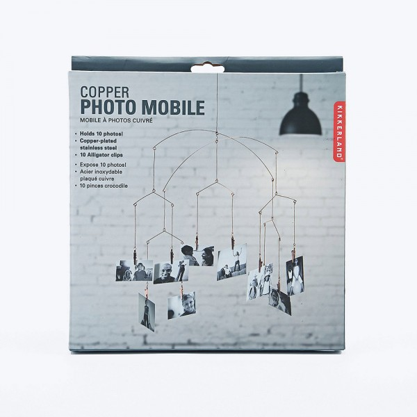 Mobile für Fotos von Kikkerland