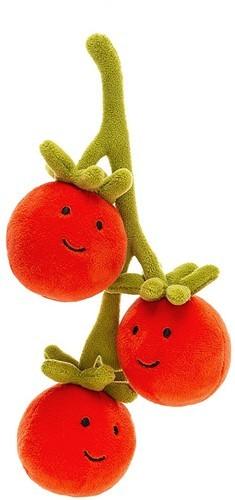 Kuschelgemüse kleine rote Tomaten 19 cm von jellycat
