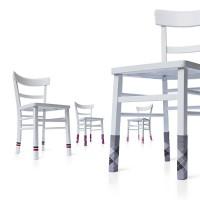 Stuhlgleiter für Parkett, Dielen und glatten Böden