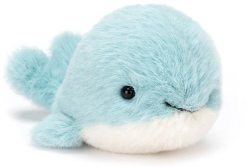 Wal Fluffy klein 12 cm von jellycat-Copy