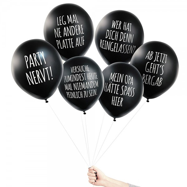 Anti Party Ballons