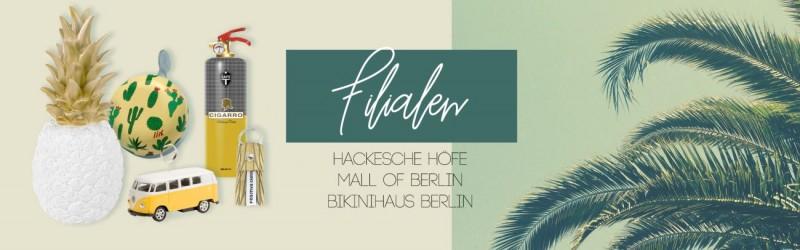 Geschenkideen aus Berlin - promobo Filialen