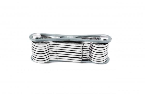 Schlüsselaufbewahrer Silber