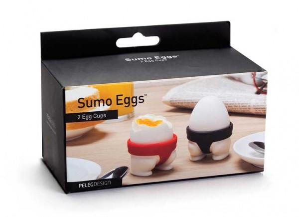 Sumo Eier Becher von Peleg Design