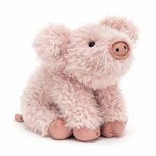 Kuscheltier Schwein Curvie 32 cm von jellycat