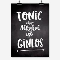 Tonic ohne Alkohol
