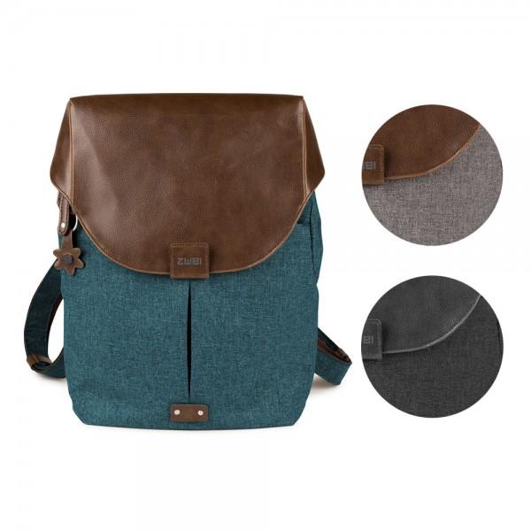Zwei Taschen Olli Rucksack O12
