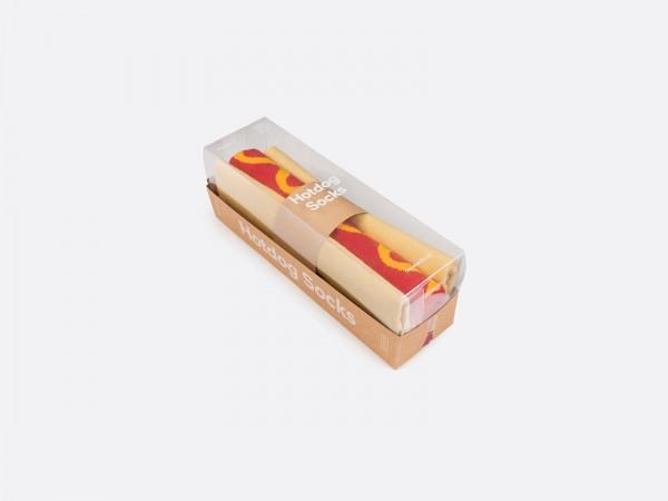 Hot Dog Socken von Doiy