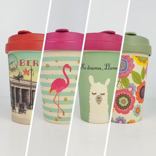 Bambus Kaffeebecher Bamboocup - Chic.mic