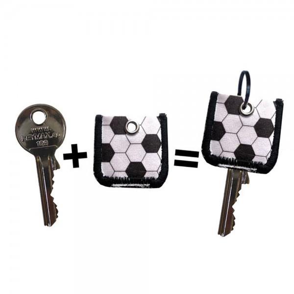 Schlüsselüberzieher Fussball