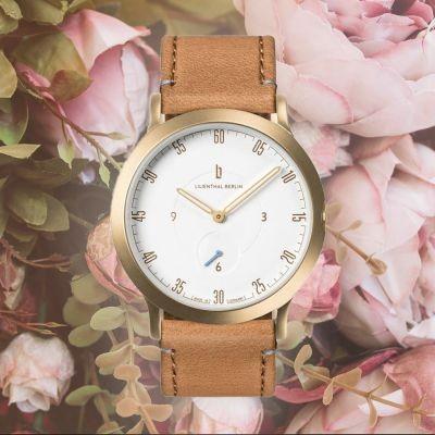 L1 Lilienthal Designer Uhr