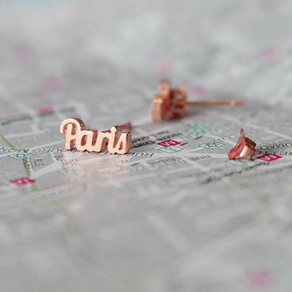 Paris Roségold Detail