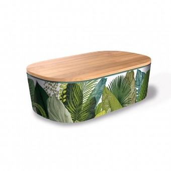 Lunchbox aus Bambus von Chic.mic