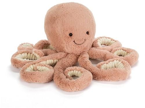 Octopus mittelgroß 59 cm von jellycat