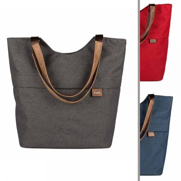 Große Handtasche Olli OT15 von Zwei Taschen