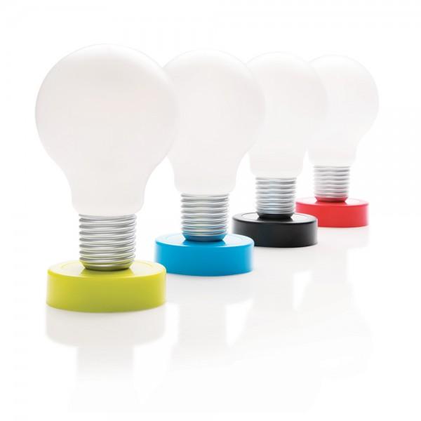 """LED Tischleuchte """"push Lamp"""" Übersicht"""